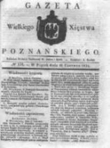 Gazeta Wielkiego Xięstwa Poznańskiego 1831.06.10 Nr131