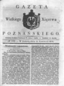 Gazeta Wielkiego Xięstwa Poznańskiego 1831.06.11 Nr132