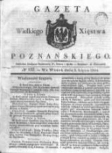Gazeta Wielkiego Xięstwa Poznańskiego 1831.07.05 Nr152