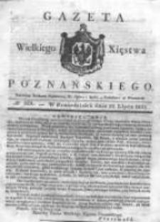 Gazeta Wielkiego Xięstwa Poznańskiego 1831.07.25 Nr169