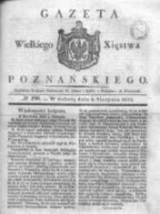 Gazeta Wielkiego Xięstwa Poznańskiego 1831.08.06 Nr180