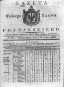 Gazeta Wielkiego Xięstwa Poznańskiego 1831.09.01 Nr202