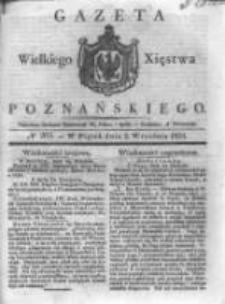 Gazeta Wielkiego Xięstwa Poznańskiego 1831.09.02 Nr203