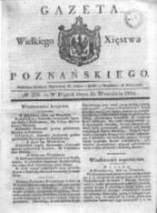 Gazeta Wielkiego Xięstwa Poznańskiego 1831.09.23 Nr221