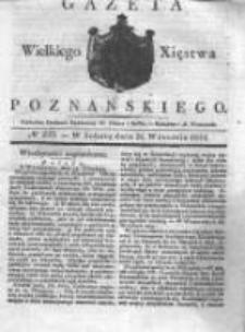 Gazeta Wielkiego Xięstwa Poznańskiego 1831.09.24 Nr222