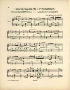Op. 144, No. 2, Das verzauberte Prinzeschen