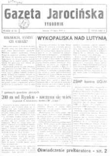 Gazeta Jarocińska 1991.07.19 Nr40(II)