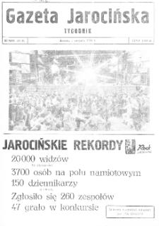 Gazeta Jarocińska 1991.08.03 Nr43(II)