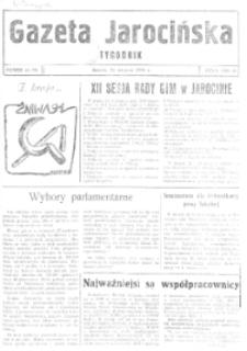 Gazeta Jarocińska 1991.08.16 Nr45(II)