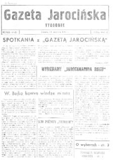 Gazeta Jarocińska 1991.09.13 Nr49(II)