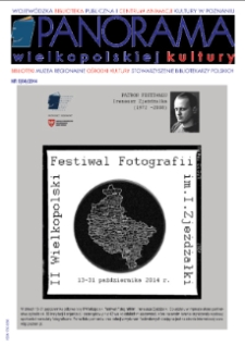 Panorama Wielkopolskiej Kultury 2014 Nr5(84)
