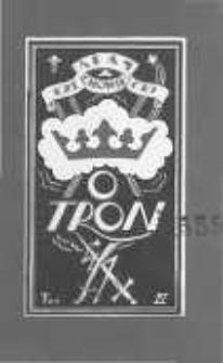O tron: powieść historyczna z XVII wieku. Część czwarta: Mrok