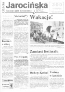 Gazeta Jarocińska 1996.06.28 Nr26(300)