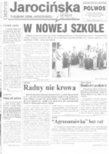 Gazeta Jarocińska 1996.09.06 Nr36(310)