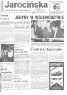 Gazeta Jarocińska 1996.10.25 Nr43(317)