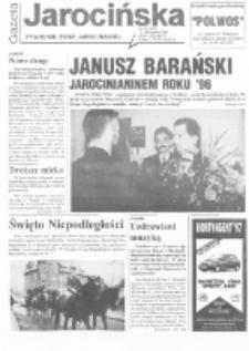Gazeta Jarocińska 1996.11.15 Nr46(320)