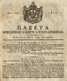 Gazeta Wielkiego Xięstwa Poznańskiego 1815.12.23 Nr102