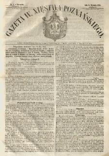 Gazeta Wielkiego Xięstwa Poznańskiego 1855.01.04 Nr2