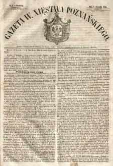 Gazeta Wielkiego Xięstwa Poznańskiego 1855.01.07 Nr5