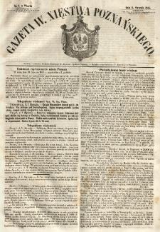 Gazeta Wielkiego Xięstwa Poznańskiego 1855.01.08 Nr6