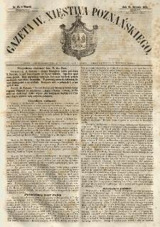 Gazeta Wielkiego Xięstwa Poznańskiego 1855.01.16 Nr12