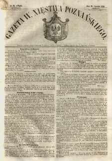 Gazeta Wielkiego Xięstwa Poznańskiego 1855.01.26 Nr21