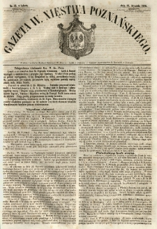Gazeta Wielkiego Xięstwa Poznańskiego 1855.01.27 Nr22