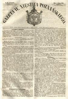 Gazeta Wielkiego Xięstwa Poznańskiego 1855.02.01 Nr26