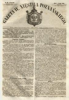 Gazeta Wielkiego Xięstwa Poznańskiego 1855.02.08 Nr32