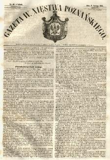 Gazeta Wielkiego Xięstwa Poznańskiego 1855.02.17 Nr40