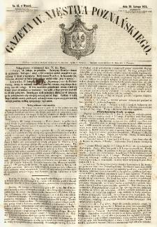 Gazeta Wielkiego Xięstwa Poznańskiego 1855.02.20 Nr42