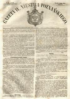 Gazeta Wielkiego Xięstwa Poznańskiego 1855.02.21 Nr43