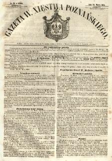Gazeta Wielkiego Xięstwa Poznańskiego 1855.03.24 Nr70