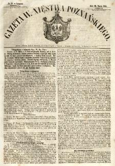 Gazeta Wielkiego Xięstwa Poznańskiego 1855.03.29 Nr74