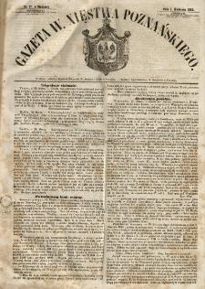 Gazeta Wielkiego Xięstwa Poznańskiego 1855.04.01 Nr77