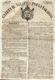 Gazeta Wielkiego Xięstwa Poznańskiego 1855.04.04 Nr79