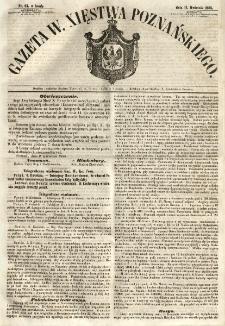 Gazeta Wielkiego Xięstwa Poznańskiego 1855.04.11 Nr83