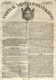 Gazeta Wielkiego Xięstwa Poznańskiego 1855.04.17 Nr88