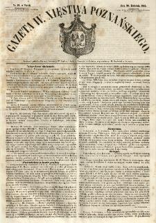 Gazeta Wielkiego Xięstwa Poznańskiego 1855.04.20 Nr91