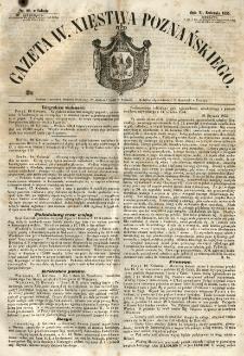 Gazeta Wielkiego Xięstwa Poznańskiego 1855.04.21 Nr92