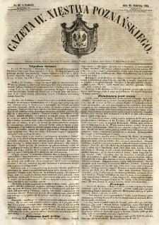 Gazeta Wielkiego Xięstwa Poznańskiego 1855.04.22 Nr93
