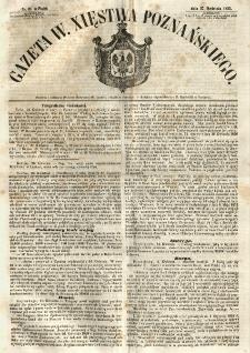 Gazeta Wielkiego Xięstwa Poznańskiego 1855.04.27 Nr97
