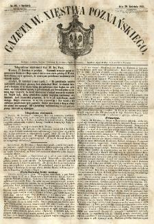 Gazeta Wielkiego Xięstwa Poznańskiego 1855.04.29 Nr99