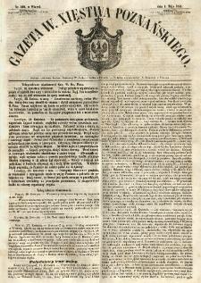 Gazeta Wielkiego Xięstwa Poznańskiego 1855.05.01 Nr100
