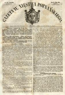 Gazeta Wielkiego Xięstwa Poznańskiego 1855.05.10 Nr107