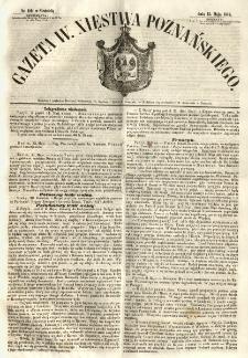 Gazeta Wielkiego Xięstwa Poznańskiego 1855.05.13 Nr110