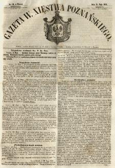 Gazeta Wielkiego Xięstwa Poznańskiego 1855.05.15 Nr111