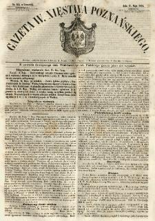 Gazeta Wielkiego Xięstwa Poznańskiego 1855.05.17 Nr113