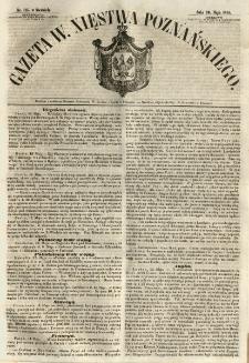 Gazeta Wielkiego Xięstwa Poznańskiego 1855.05.20 Nr115
