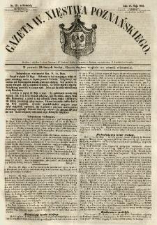 Gazeta Wielkiego Xięstwa Poznańskiego 1855.05.27 Nr121